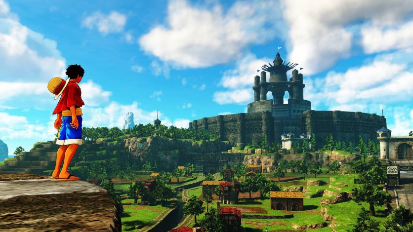 Screenshot 9 - ONE PIECE WORLD SEEKER - Deluxe Edition