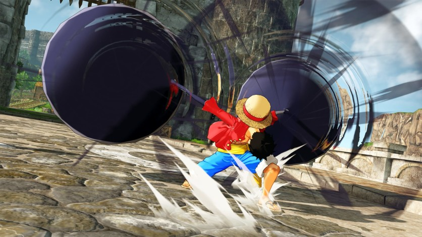 Screenshot 3 - ONE PIECE WORLD SEEKER - Deluxe Edition