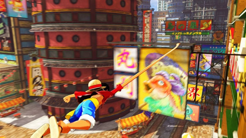 Screenshot 5 - ONE PIECE WORLD SEEKER - Deluxe Edition