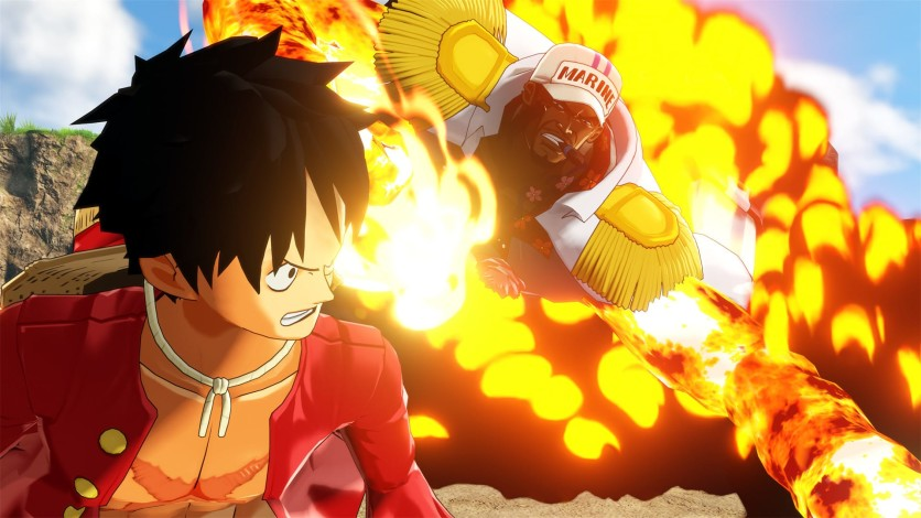 Screenshot 7 - ONE PIECE WORLD SEEKER - Deluxe Edition