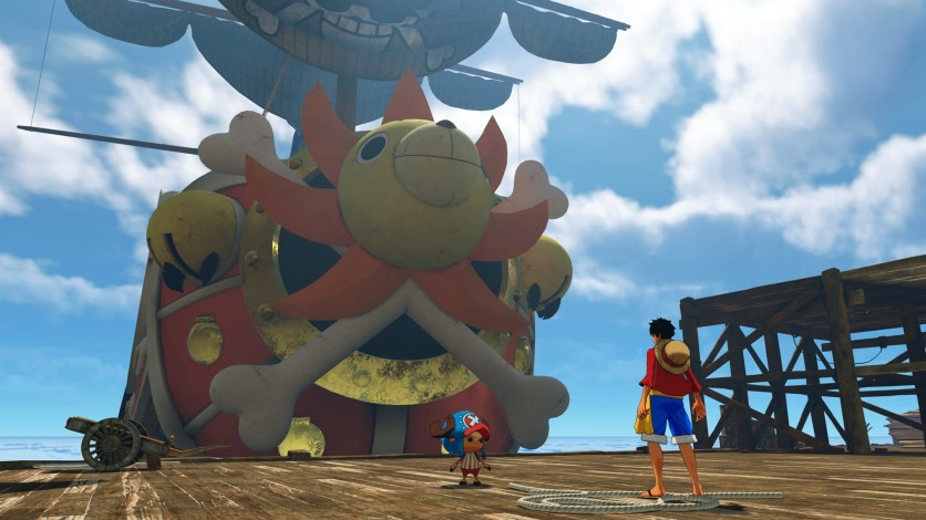 Screenshot 6 - ONE PIECE WORLD SEEKER - Deluxe Edition