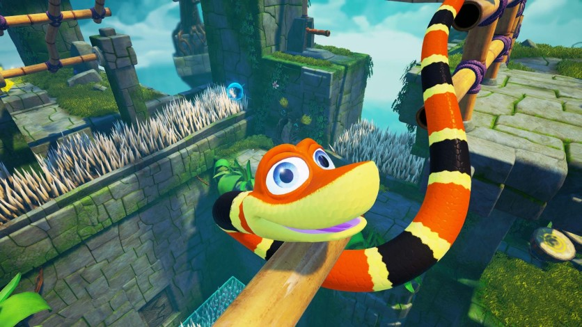 Screenshot 5 - Snake Pass