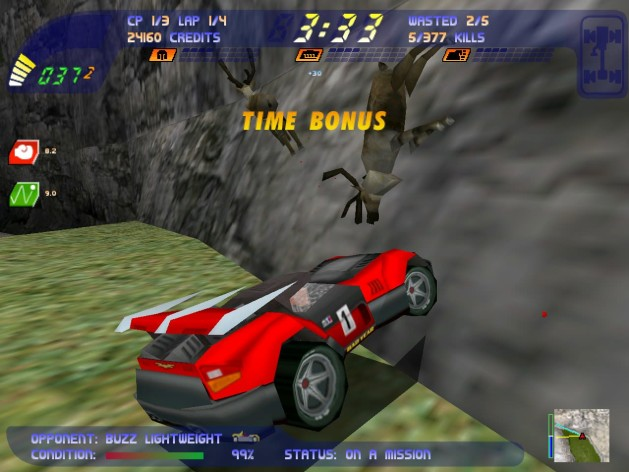 Screenshot 6 - Carmageddon 2 Carpocalypse Now