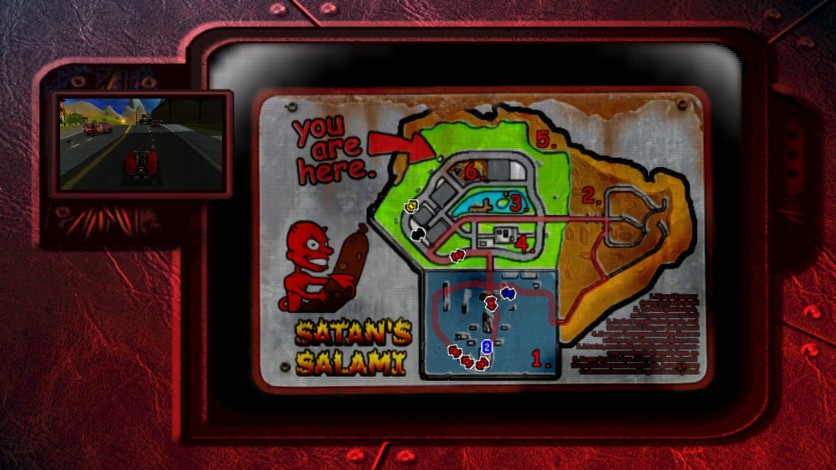 Screenshot 7 - Carmageddon TDR 2000
