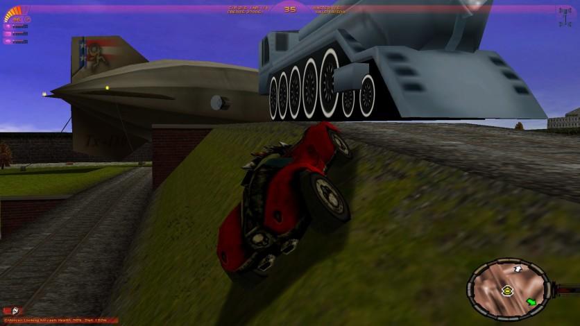Screenshot 3 - Carmageddon TDR 2000