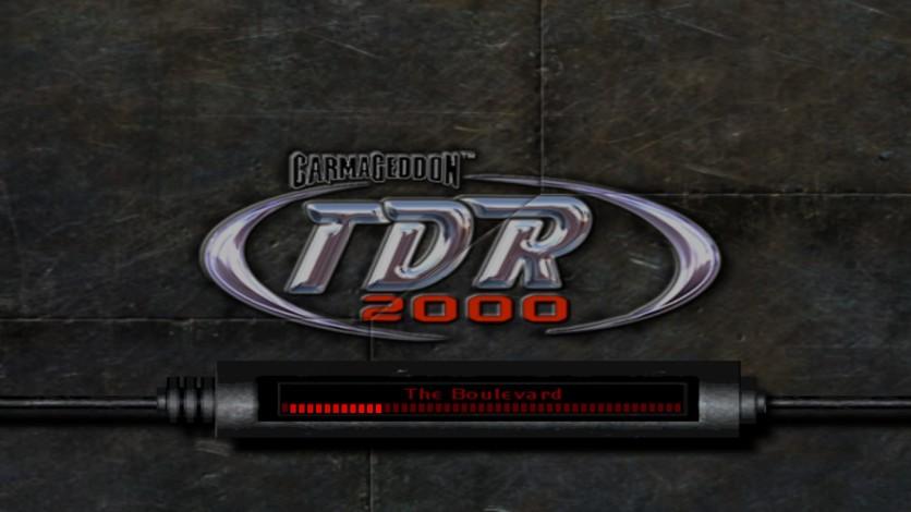Screenshot 1 - Carmageddon TDR 2000