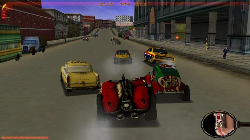 Screenshot 2 - Carmageddon TDR 2000