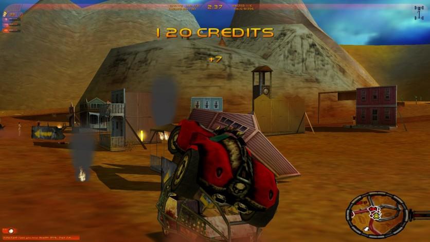 Screenshot 6 - Carmageddon TDR 2000