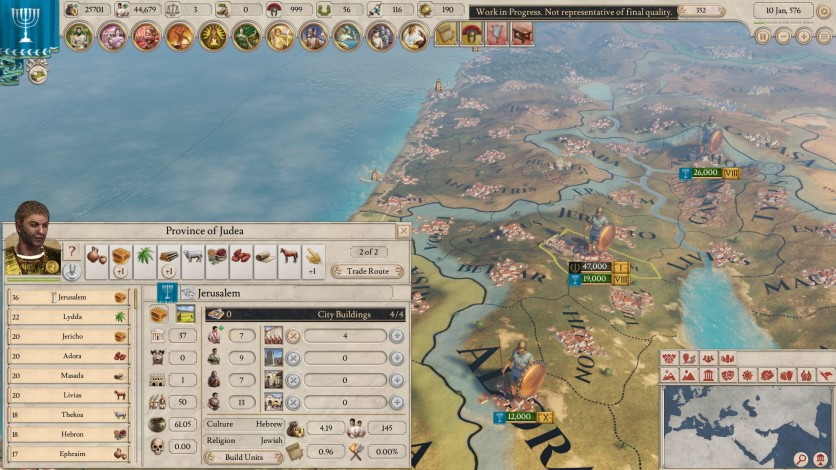 Screenshot 2 - Imperator: Rome