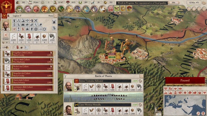 Screenshot 10 - Imperator: Rome
