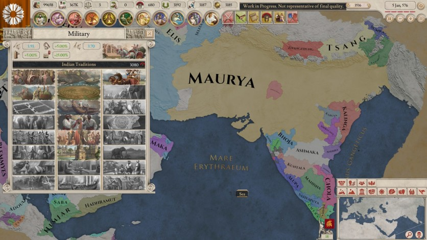 Screenshot 4 - Imperator: Rome Deluxe Edition