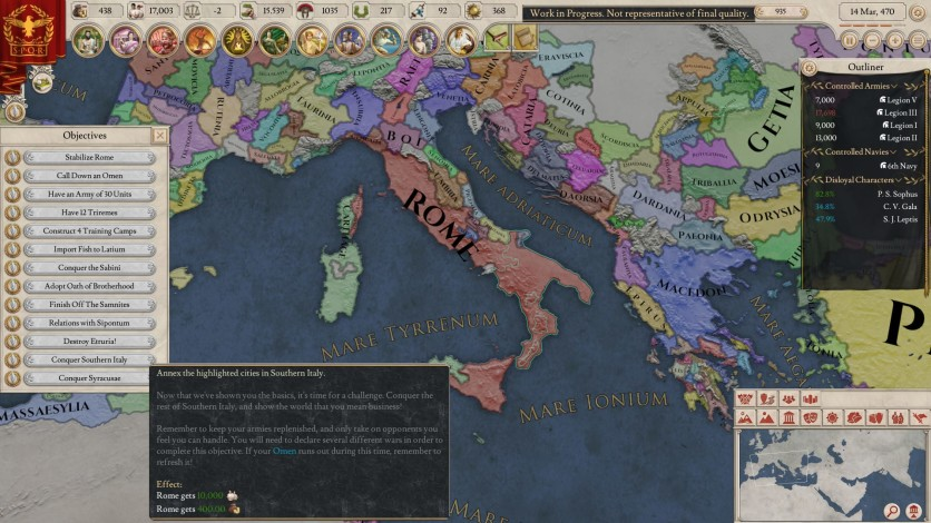 Screenshot 3 - Imperator: Rome Deluxe Edition