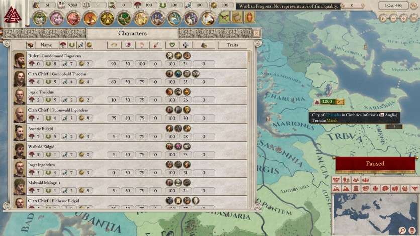 Screenshot 7 - Imperator: Rome Deluxe Edition
