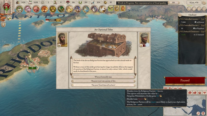 Screenshot 6 - Imperator: Rome Deluxe Edition