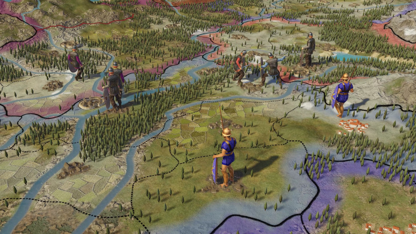 Screenshot 11 - Imperator: Rome Deluxe Edition