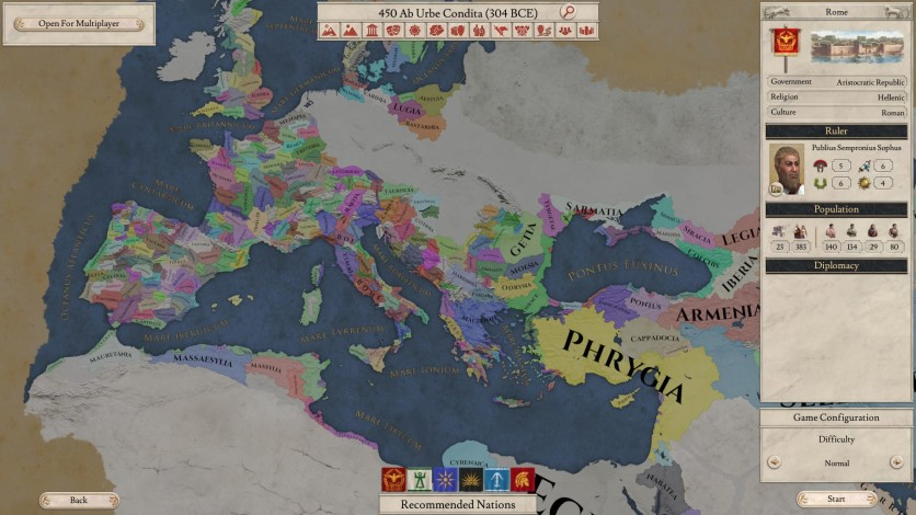 Screenshot 2 - Imperator: Rome Deluxe Edition