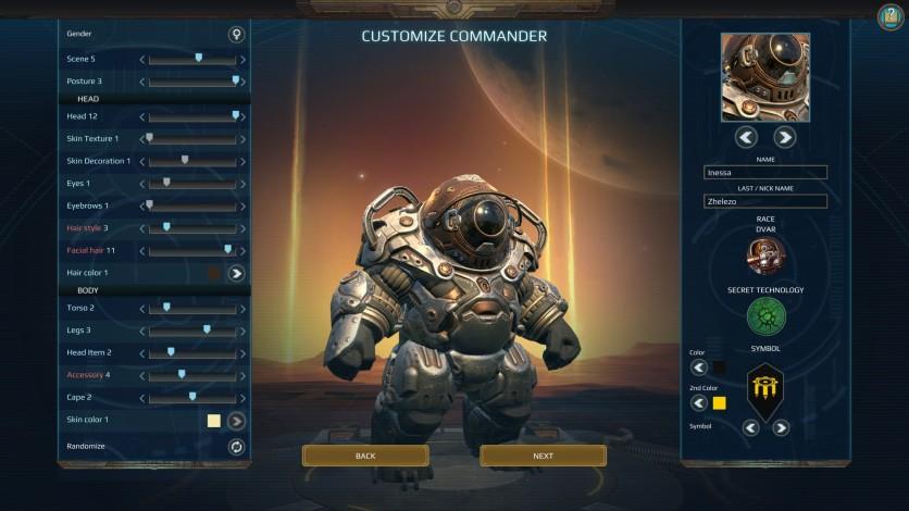 Screenshot 9 - Age of Wonders: Planetfall