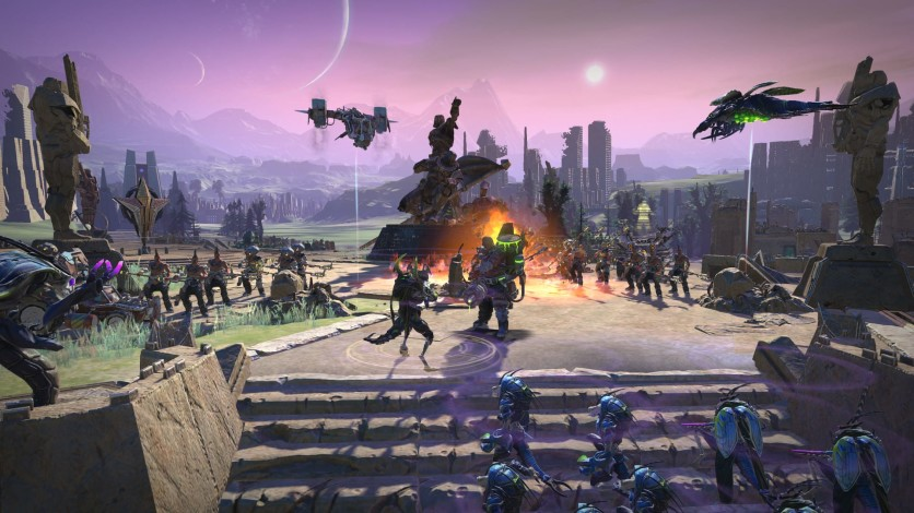 Screenshot 3 - Age of Wonders: Planetfall
