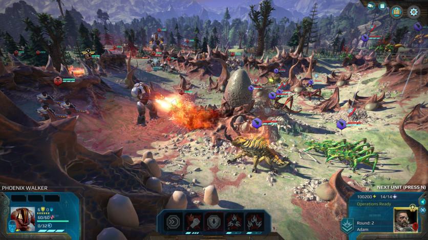 Screenshot 7 - Age of Wonders: Planetfall