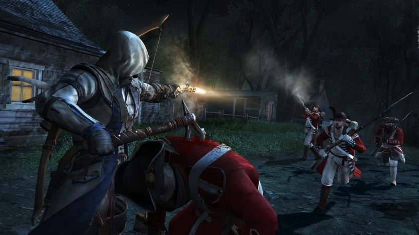 Screenshot 8 - Assassin's Creed 3 - Remastered