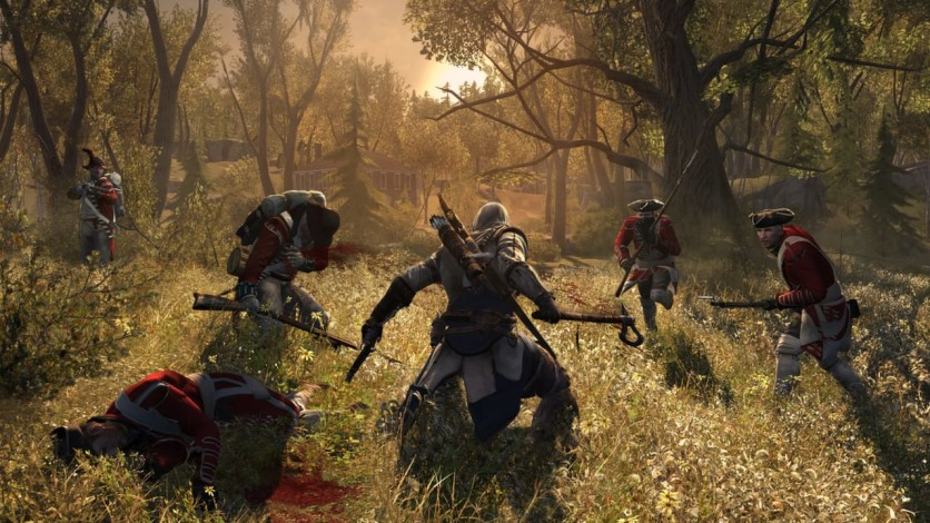 Screenshot 7 - Assassin's Creed 3 - Remastered