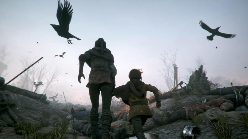 Screenshot 2 - A Plague Tale: Innocence