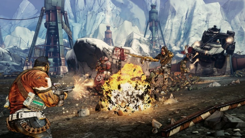 Screenshot 5 - Borderlands: The Handsome Collection