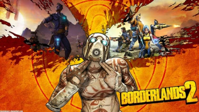 Screenshot 1 - Borderlands: The Handsome Collection