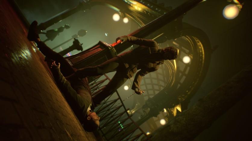 Screenshot 2 - Vampire: The Masquerade - Bloodlines 2