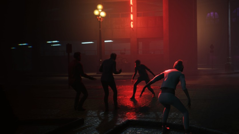 Screenshot 3 - Vampire: The Masquerade - Bloodlines 2: Blood Moon Edition
