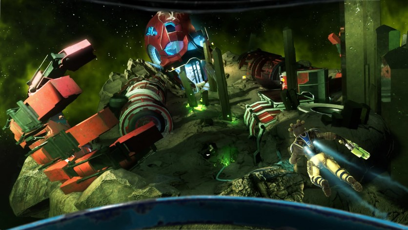 Screenshot 2 - Space Junkies