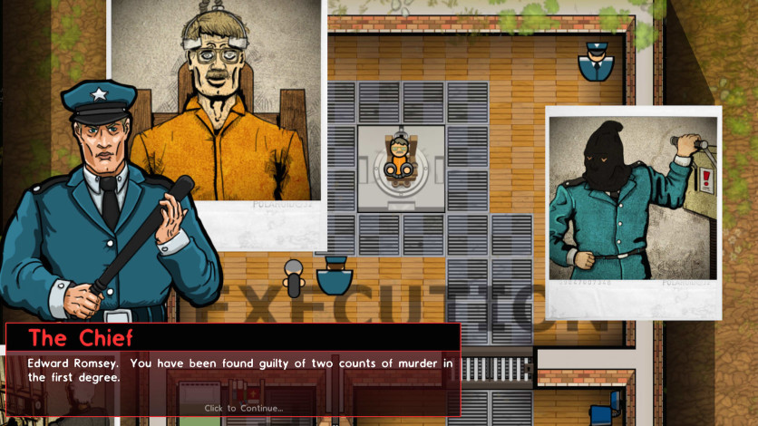 Screenshot 3 - Prison Architect