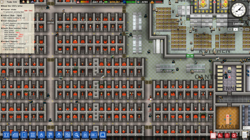 Screenshot 7 - Prison Architect