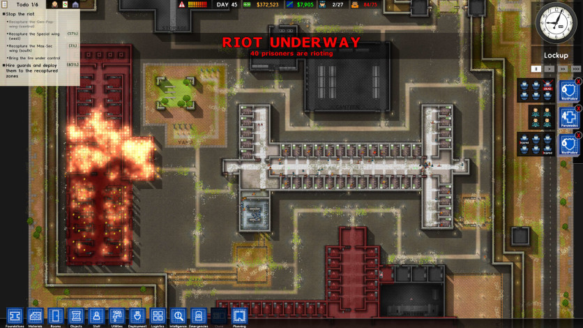Screenshot 2 - Prison Architect