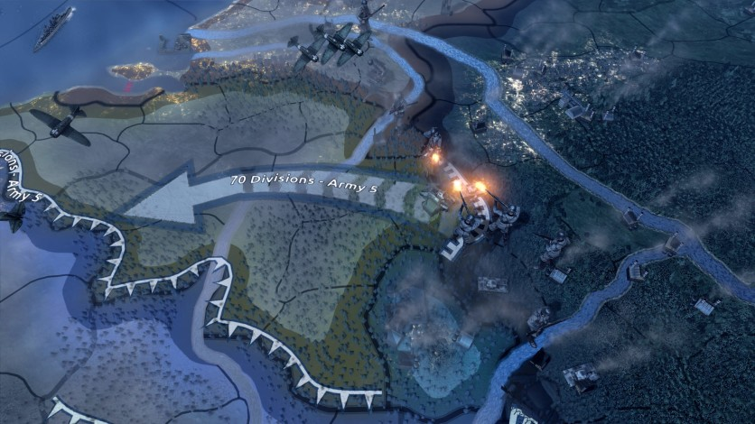 Screenshot 7 - Hearts of Iron IV: Man the Guns
