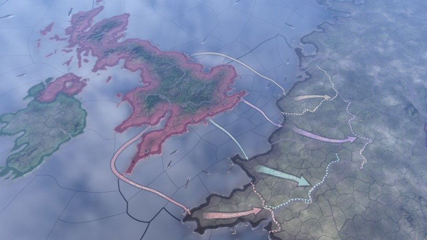 Screenshot 3 - Hearts of Iron IV: Man the Guns