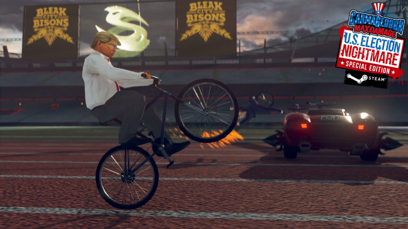 Screenshot 3 - Carmageddon: Max Damage
