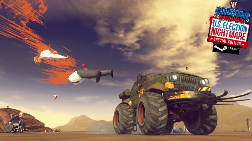Screenshot 7 - Carmageddon: Max Damage