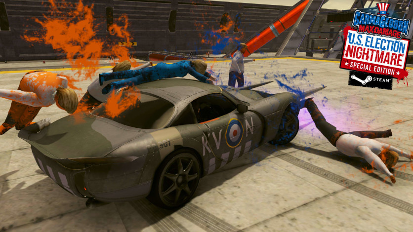 Screenshot 2 - Carmageddon: Max Damage