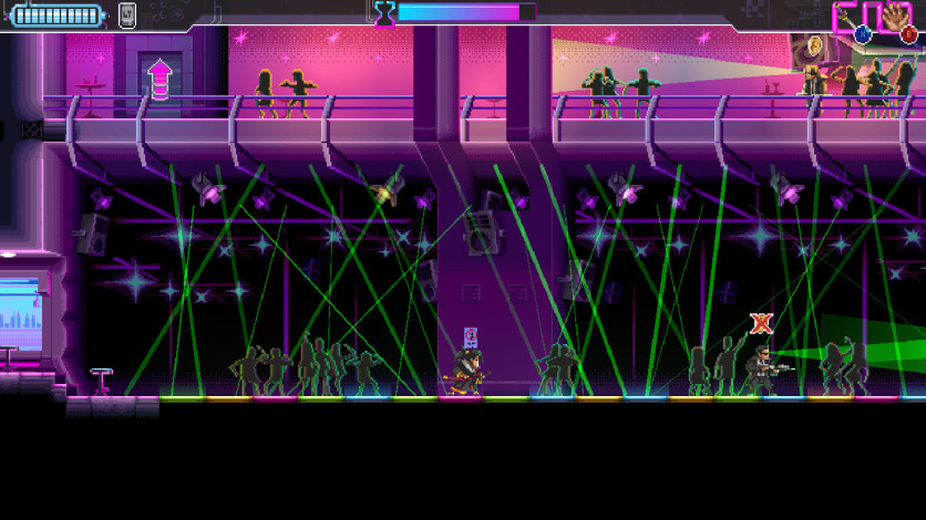 Screenshot 4 - Katana ZERO