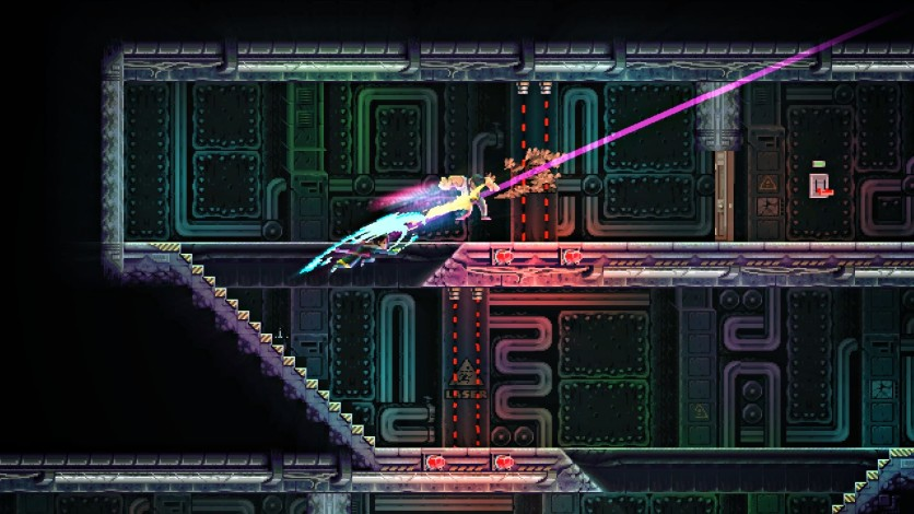 Screenshot 3 - Katana ZERO