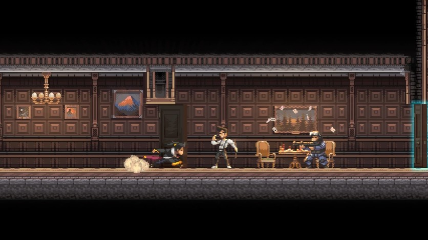 Screenshot 2 - Katana ZERO