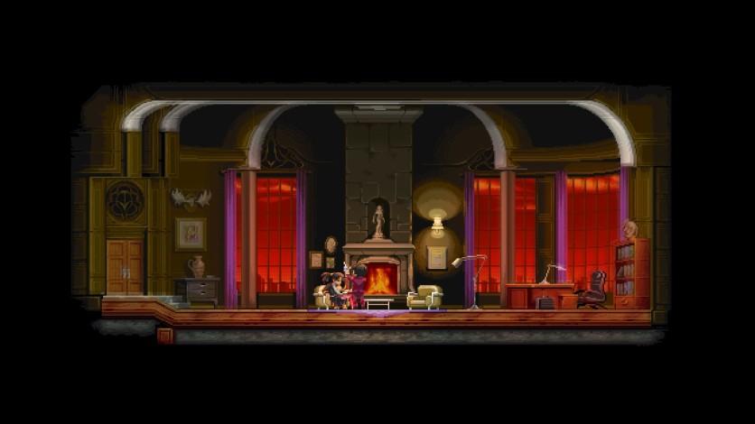 Screenshot 2 - Katana ZERO