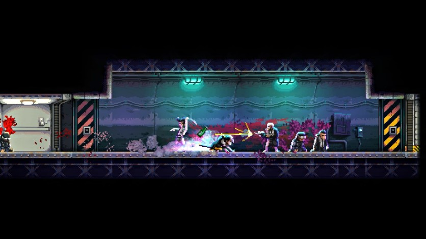 Screenshot 5 - Katana ZERO