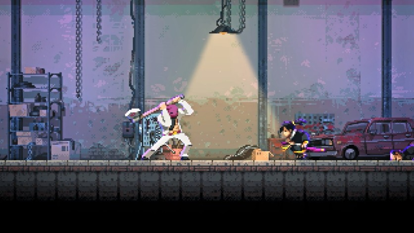Screenshot 8 - Katana ZERO