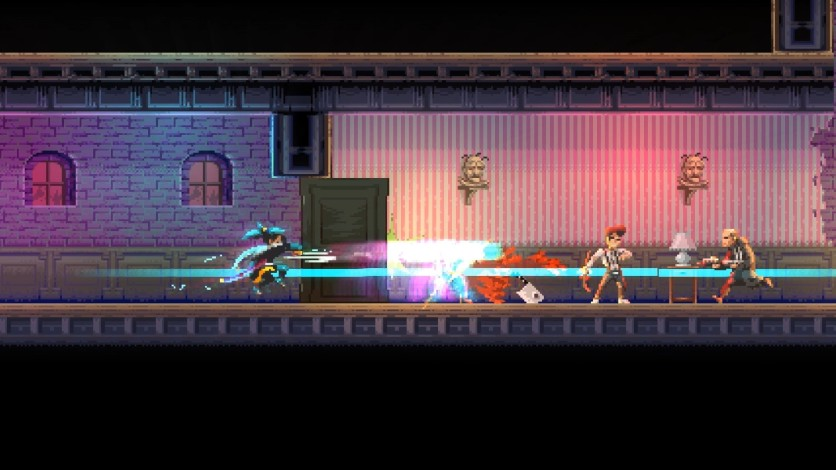 Screenshot 10 - Katana ZERO