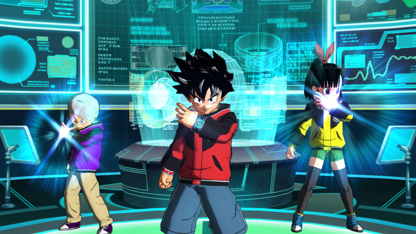 Screenshot 6 - SUPER DRAGON BALL HEROES WORLD MISSION