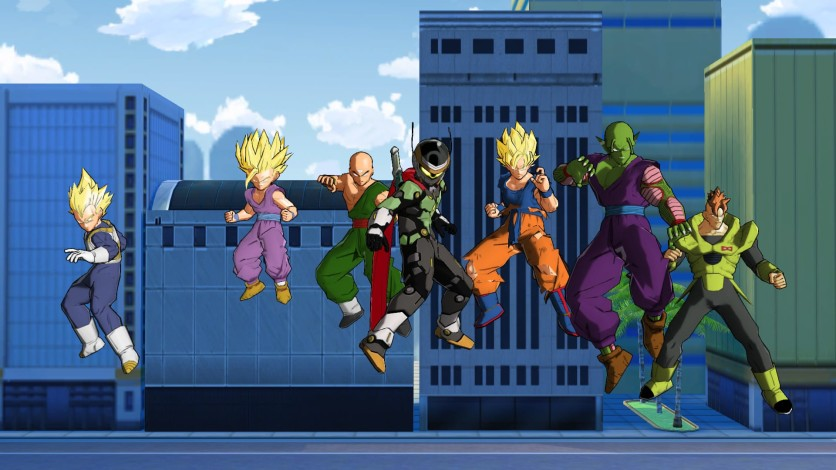 Screenshot 2 - SUPER DRAGON BALL HEROES WORLD MISSION