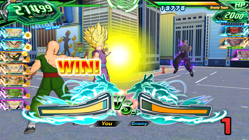 Screenshot 5 - SUPER DRAGON BALL HEROES WORLD MISSION