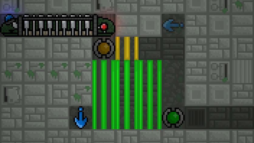 Screenshot 3 - Dual Snake